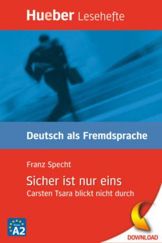 HUEBER Sicher ist nur eins - Franz Specht cena od 128 Kč