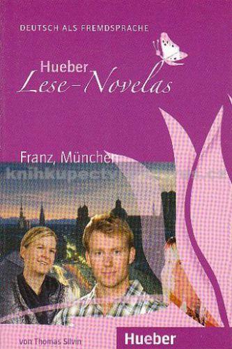 Silvin Thomas: Franz, München, Leseheft cena od 128 Kč
