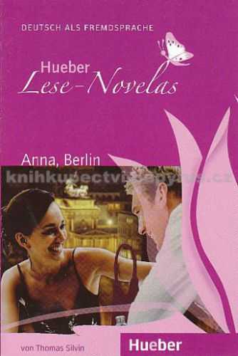 Silvin Thomas: Anna, Berlin, Leseheft cena od 120 Kč