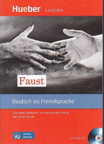 HUEBER Faust+CD - Franz Specht cena od 168 Kč