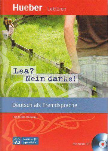 HUEBER Lea?Nein danke!+CD - Friederike Wilhelmi cena od 168 Kč