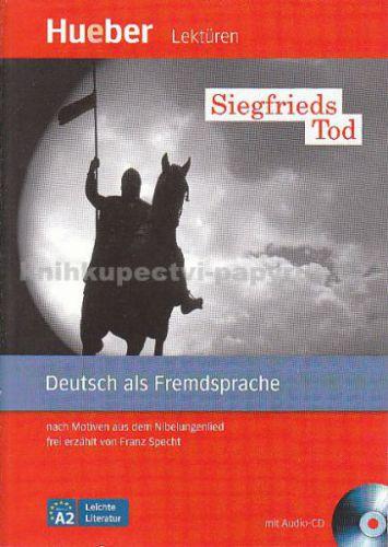 HUEBER Siegfrieds Tod+CD - Franz Specht cena od 168 Kč
