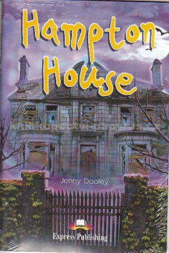 Dooley Jenny: Hampton house + CD cena od 0 Kč
