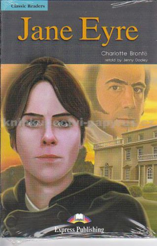 Jane Eyre+CD - Charlotte Brontë cena od 299 Kč