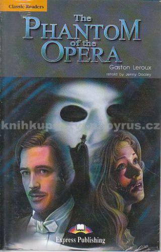 Leroux Gaston: The Phantom of the Opera + 2CD cena od 191 Kč