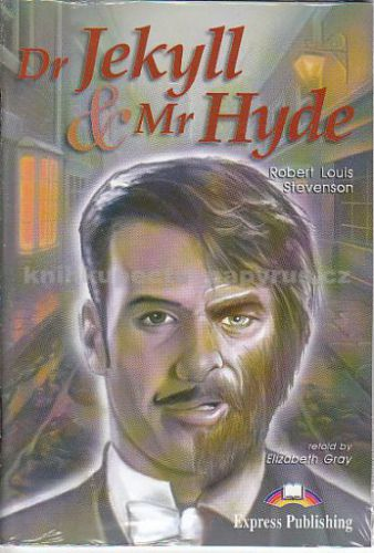 Stevenson Robert Luis: Dr Jekyll and Mr Hyde + CD cena od 173 Kč