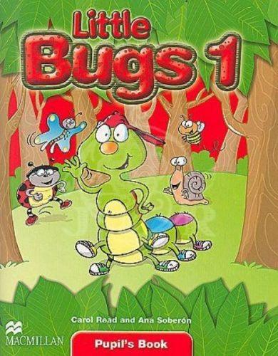 Macmillan Readers Little Bugs 1 Pupil's Book cena od 285 Kč