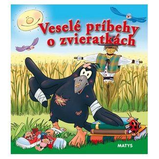 Matys Veselé príbehy o zvieratkách cena od 97 Kč