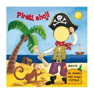 Piráti, ahoj! cena od 81 Kč