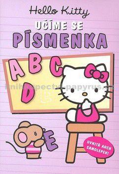 EGMONT Hello Kitty Učím se písmena cena od 107 Kč