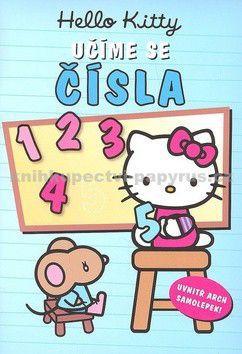 Hello Kitty Učím se čísla cena od 88 Kč