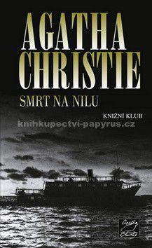 Agatha Christie: Smrt na Nilu cena od 199 Kč