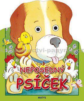 Adolf Dudek: Neposedný psíček cena od 127 Kč