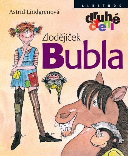 Astrid Lindgren: Zlodějíček Bubla cena od 110 Kč