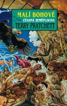 Terry Pratchett: Malí bohové cena od 150 Kč