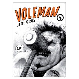 Jiří Grus: Voleman 4 cena od 103 Kč