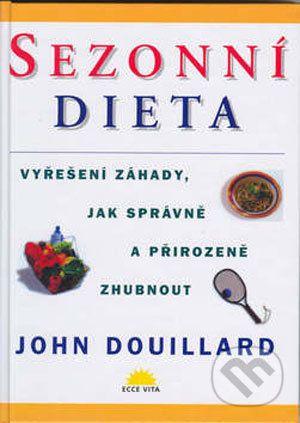 John Douillard: Sezonní dieta cena od 183 Kč