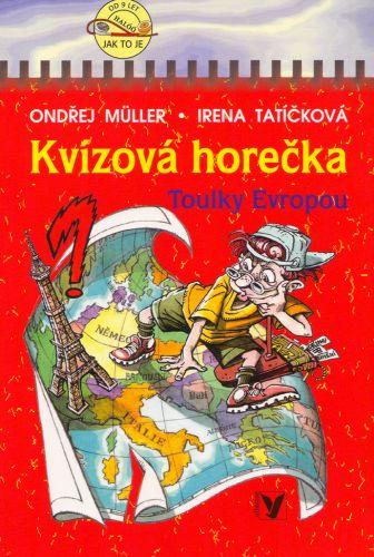Irena Tatíčková: Kvízová horečka cena od 96 Kč