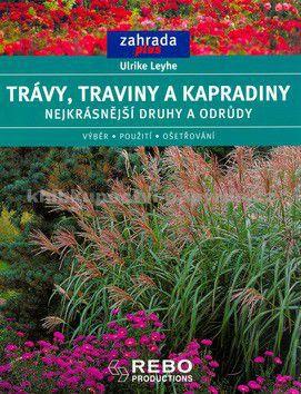 Ulrike Leyhe: Trávy, traviny a kapradiny cena od 105 Kč