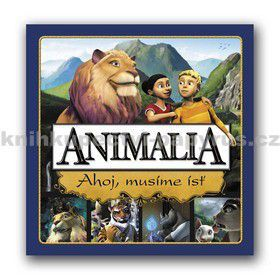 PB Publishing Animalia Ahoj, musíme ísť cena od 97 Kč