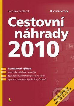 GRADA Cestovní náhrady 2010 cena od 125 Kč