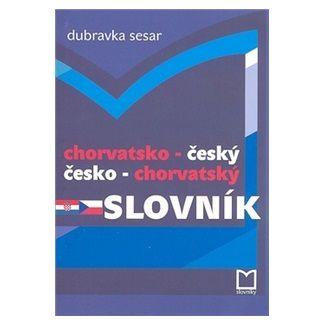 MONTANEX Chorvatsko-český, česko-chorvatský slovník cena od 120 Kč