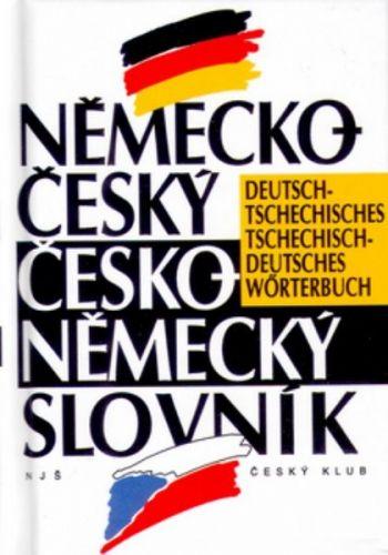 Čech Miloslav: Německo-český/česko-německý slovník cena od 101 Kč