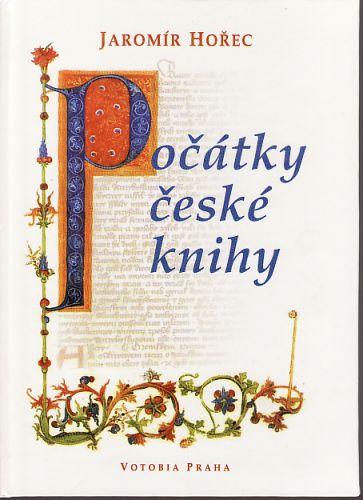 Votobia Počátky české knihy cena od 189 Kč