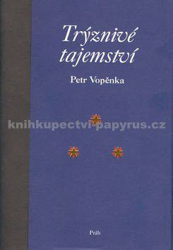 Petr Vopěnka: Trýznivé tajemství cena od 143 Kč