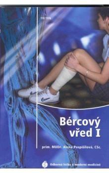 Alena Pospíšilová: Bércový vřed I. cena od 92 Kč