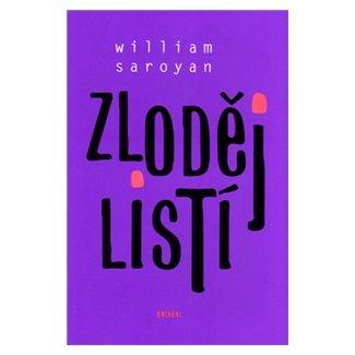 William Saroyan: Zloděj listí cena od 93 Kč