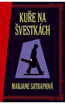 Marjane Satrapi: Kuře na švestkách cena od 139 Kč