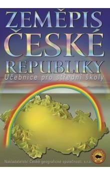 Milan Holeček: Zeměpis České republiky cena od 111 Kč