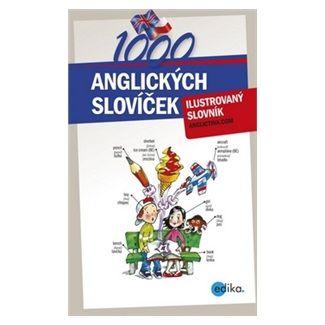 Anglictina.com: 1000 anglických slovíček cena od 110 Kč