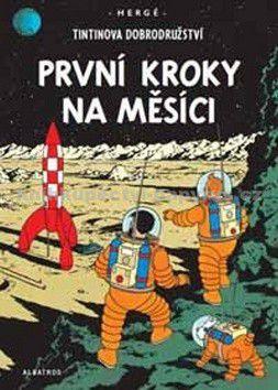 Hergé: Tintin 17 - První kroky na Měsíci cena od 0 Kč