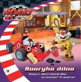 ALBATROS Roary, závodní auto Roaryho dílna cena od 30 Kč