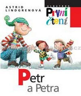 Astrid Lindgren: Petr a Petra cena od 127 Kč