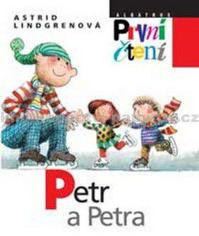 Jiří Bernard, Astrid Lindgren: Petr a Petra cena od 159 Kč