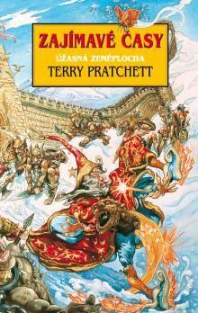 Terry Pratchett: Zajímavé časy cena od 147 Kč