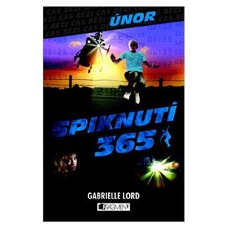 Gabrielle Lord: Spiknutí 365 - Únor cena od 49 Kč