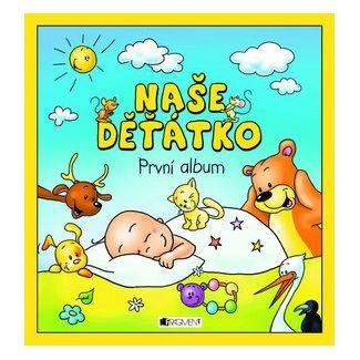 Hanka Veselá: Naše děťátko - První album cena od 135 Kč