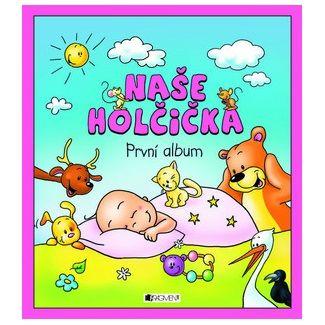 Hanka Veselá: Naše holčička - První album cena od 135 Kč