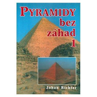 Johan Richter: Pyramidy bez záhad 1 cena od 77 Kč