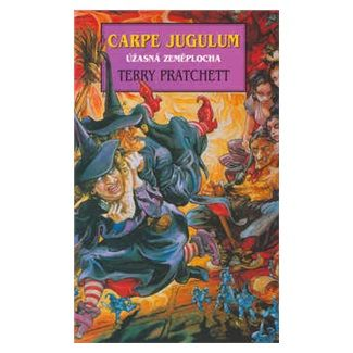 Terry Pratchett: Carpe jugulum cena od 192 Kč
