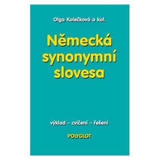 Olga Kolečková: Německá synonyma slovesa cena od 185 Kč