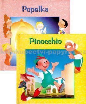 Fortuna Print Balíček 2ks Popelka + Pinocio cena od 0 Kč