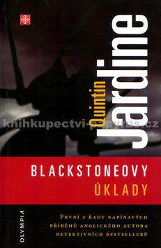 Quintin Jardine: Blackstoneovy úklady cena od 25 Kč