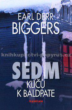 E.D. Biggers: Sedm klíčů k Baldpate cena od 154 Kč