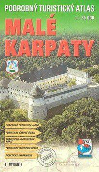 VKÚ Malé Karpaty 1:25 000 cena od 87 Kč