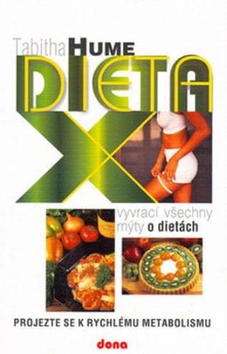 Tabitha Hume: Dieta X cena od 56 Kč